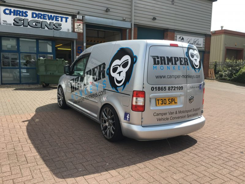 professional vehicle graphics applied vinyl