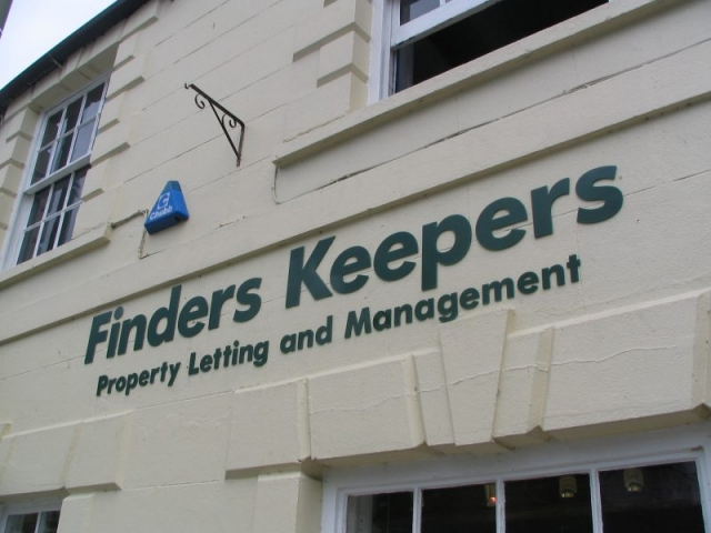 acrylic lettering cut out logos Oxford Abingdon Bicester Cowley
