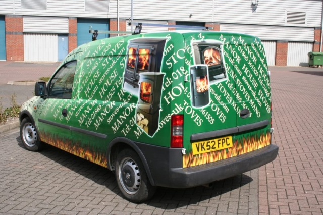 vehicle wrapping full wrap