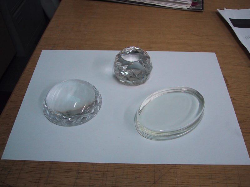 engraving for paper weights Bicester Oxford London