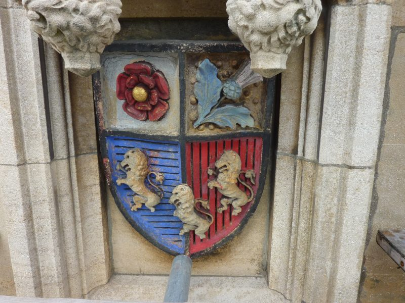 painted crests remedial
