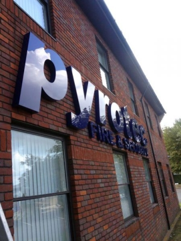 perspex lettering acrylic cut out letters oxforshire