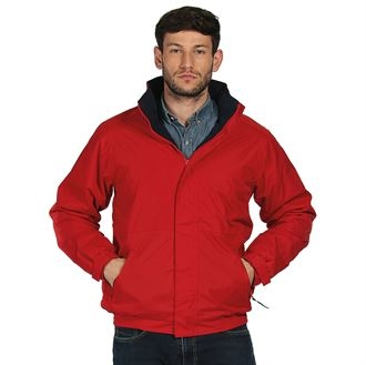 jackets workwear Oxford embroidered logo