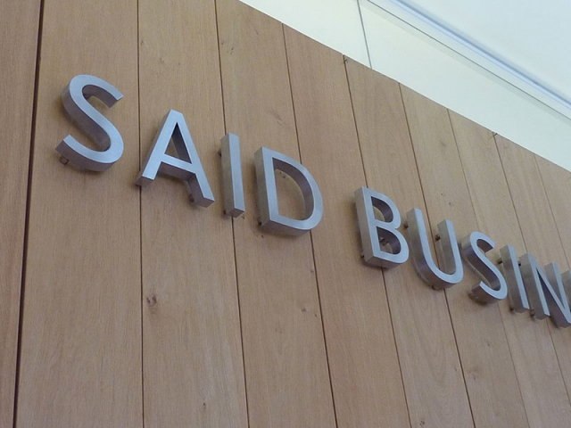 reception lettering brushed stainless steel